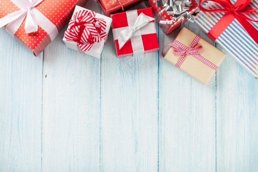 10 gode ideer til pakkelegsgaver